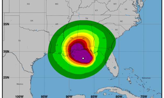 Will Sally Become The First Hurricane To Hit New Orleans In The Month Of September Since Hurricane Katrina?