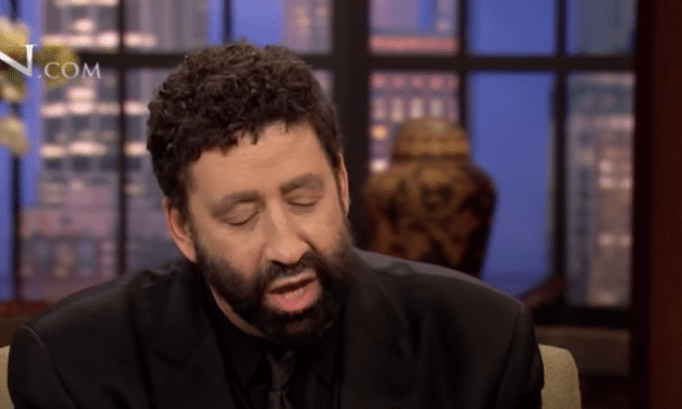 """Jonathan Cahn Warns """"Judgment on America Could Culminate This Year"""""""