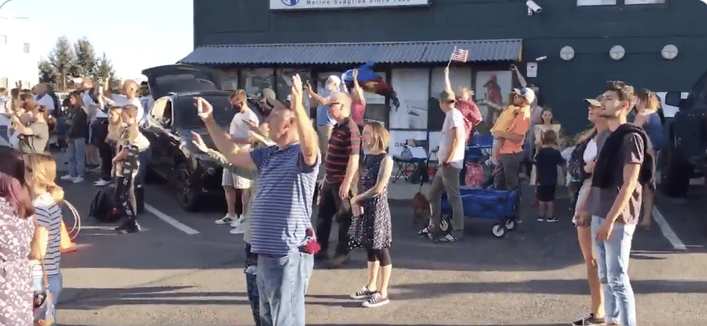 Seattle Bans Christians From Worshipping in Park, But Then God Intervened