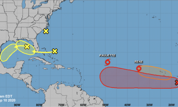 DEVELOPING: National Hurricane Center tracking six systems in the Atlantic