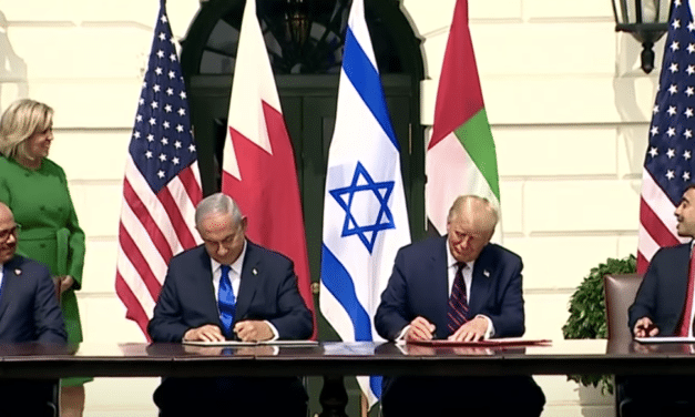 """The """"Peace Agreement"""" That Israel Just Signed Is Another Huge Step Toward A Palestinian State"""