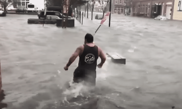 Sally Turns Deadly with Record Rainfall Turning Roads to Rivers as It Bears Down on Deep South