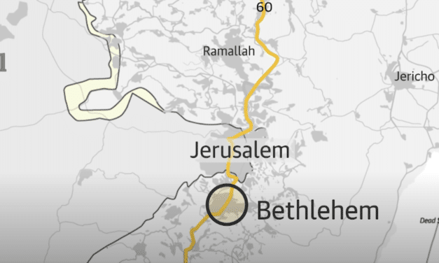 "Palestinians warn of Third Intifada following ""Peace Accords"""