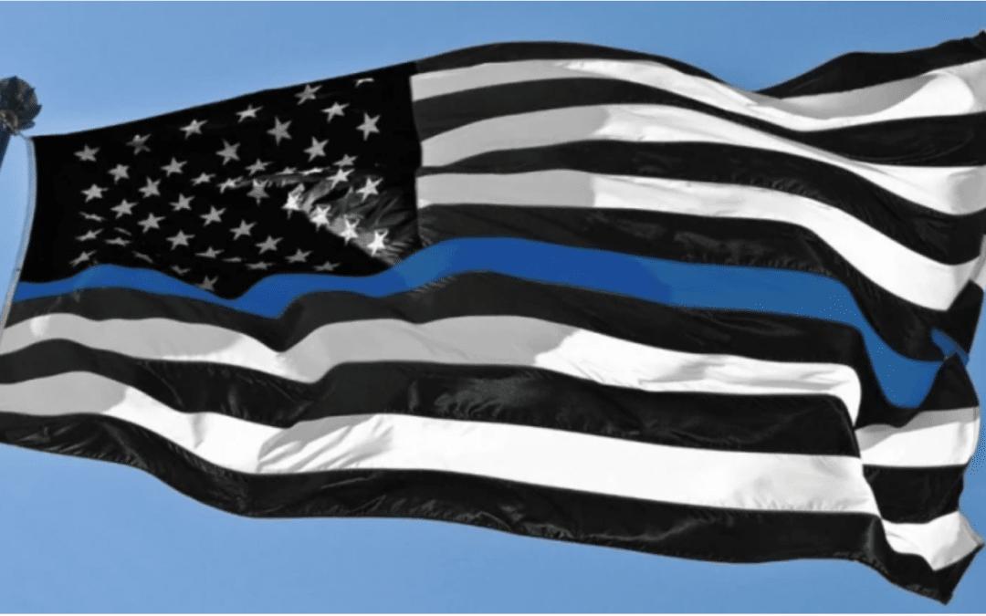 "Florida High School Bans Football Team From Flying ""Thin Blue Line"" Flag"