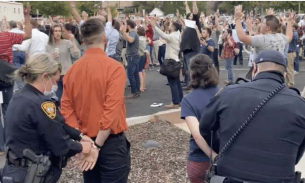 Christians Arrested While Singing Hymns in Idaho