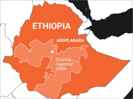 Over 500 Ethiopian Christians Have Been Slaughtered Since June
