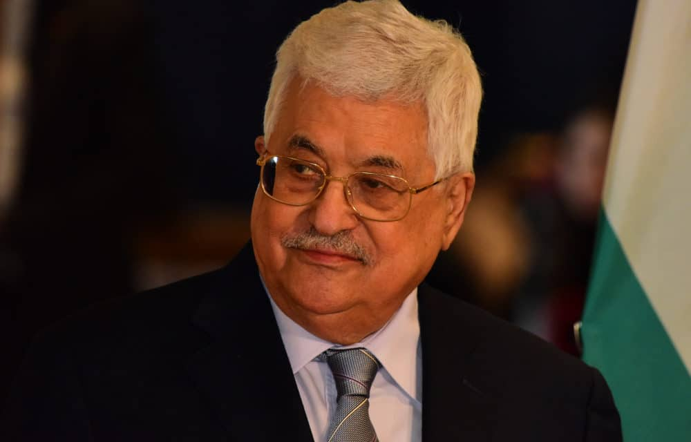 """Palestinian Authority begins steps towards """"International Peace Conference"""" in 2021"""