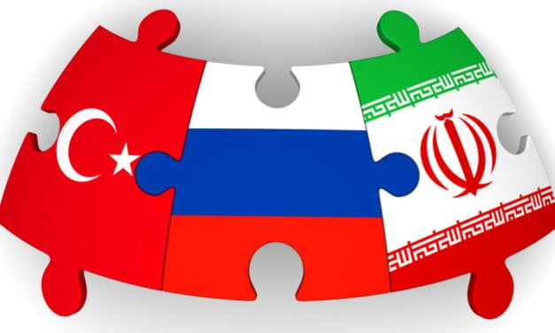 PROPHECY WATCH: Turkey and Iran seek 'strong foundation' for partnership