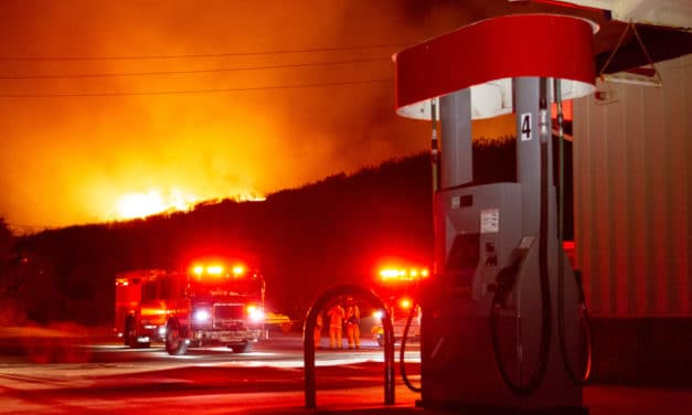 Over 500,000 people in Oregon have been forced to flee wildfires
