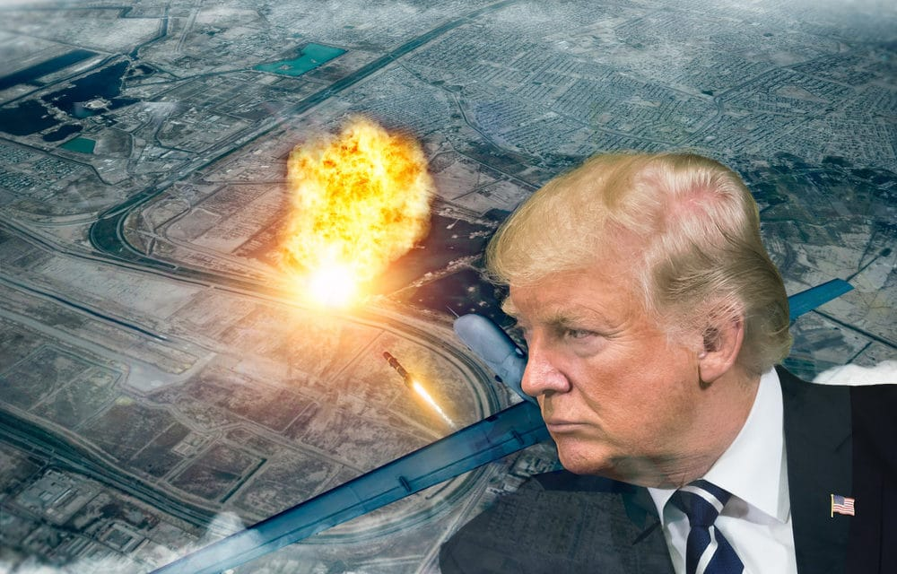 Trump Makes Threat To Iran! US Will Respond '1,000 Times Greater' to Any Attack