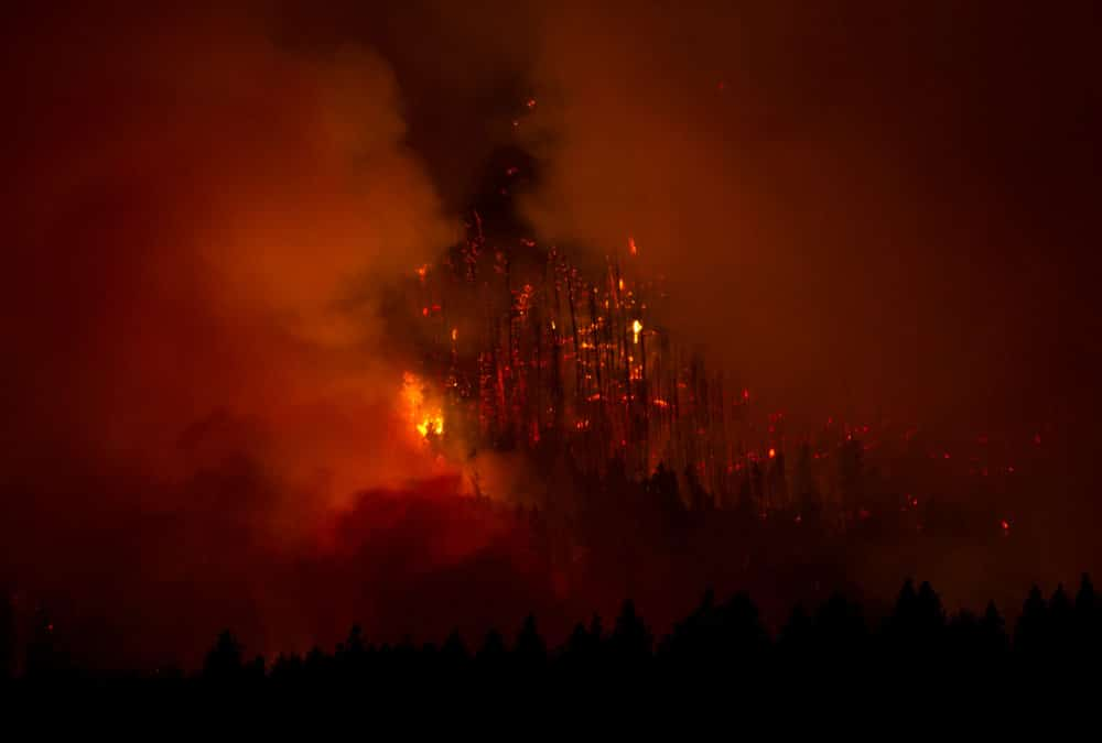 Cameron Peak Fire Becomes Third-Largest Wildfire in Colorado History