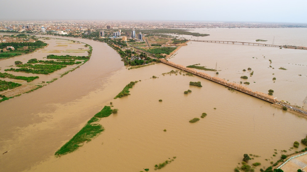 Sudan struck with worst flood in a century, nearly one million impacted