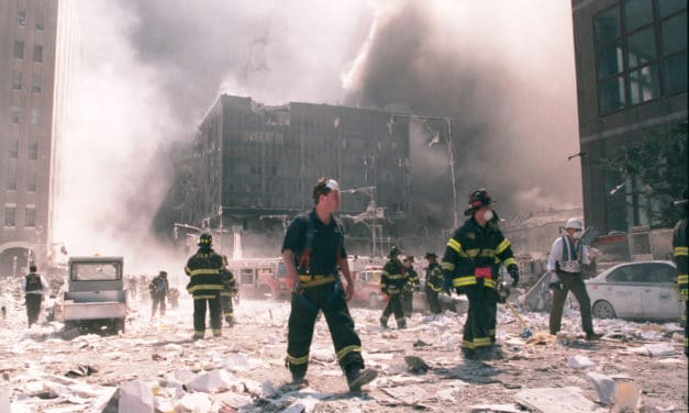 Jonathan Cahn Urges America to Repent and Remember 9/11