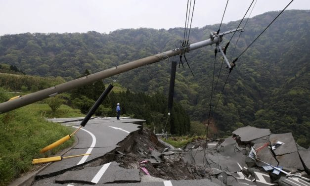 Summer of U.S. Disasters Set Records and Leave Trail of Destruction