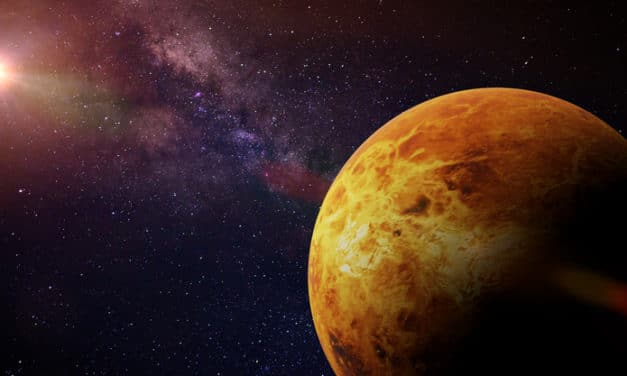 Astronomers may have just discovered signs of life on Venus