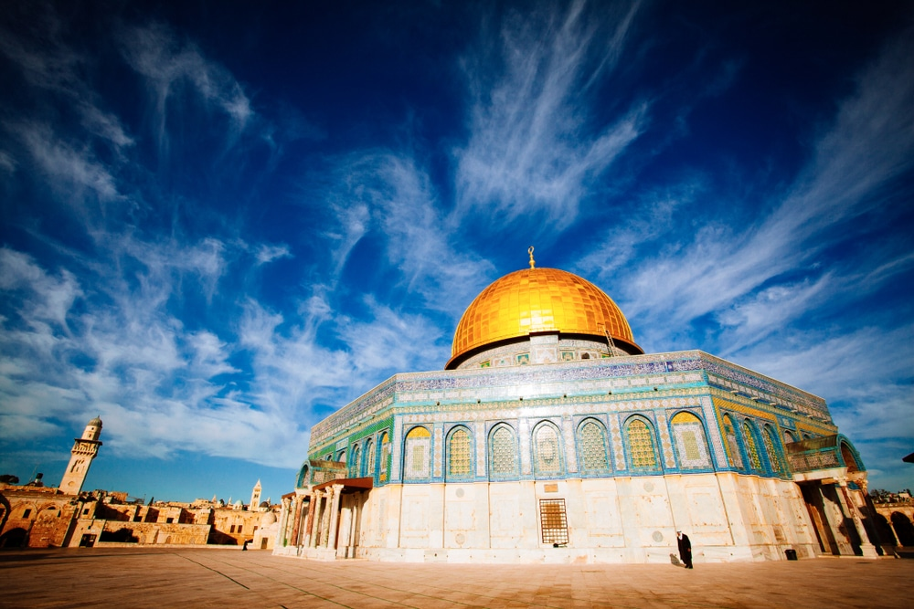 """All eyes may be on Temple Mount after the UAE-Israel """"Peace Deal"""""""
