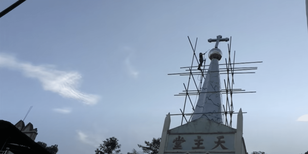 China forces churches to replace cross with 5-pointed star: Warns 'Christianity does not belong here'