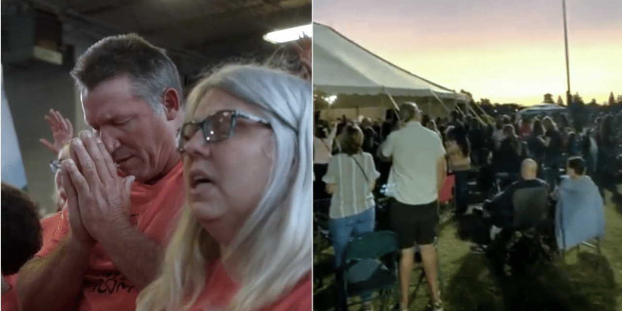 Souls Are Being Saved Across America as Thousands Respond from Atlanta Warehouse to Fresno Tent Revival