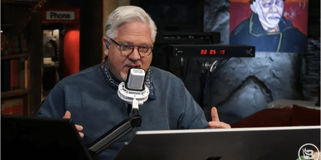 "Glenn Beck warns ""You have 3 weeks to prepare"" for tough times ahead of election"