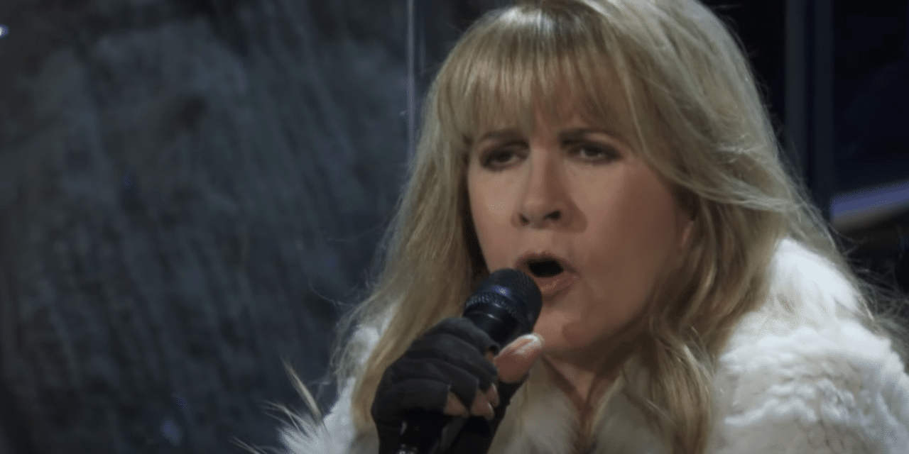 Stevie Nicks claims if she hadn't had an abortion, the world would have been deprived of Fleetwood Mac's greatness