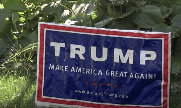 New Hampshire homeowners receive threatening letters over Trump 2020 lawn signs
