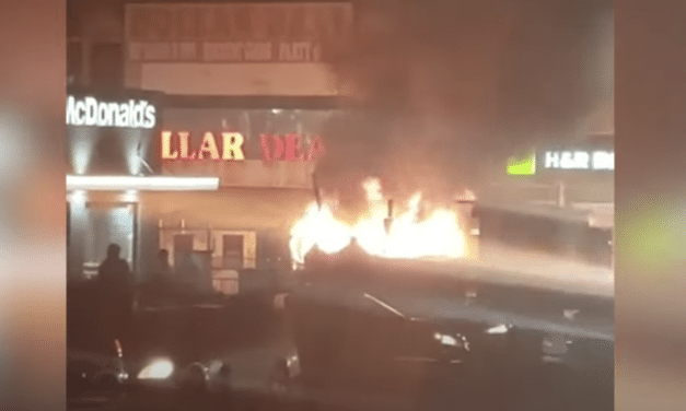 Philadelphia police shooting of armed Black man sparks violent clashes, Over 30 cops injured