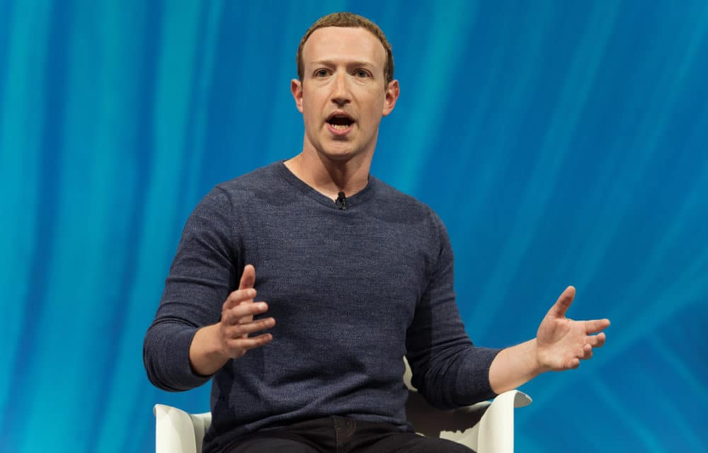 Zuckerberg says Facebook will restrict less content after US elections