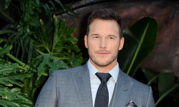 Cancel Culture Comes for Chris Pratt (Again) Because He's Christian and Conservative