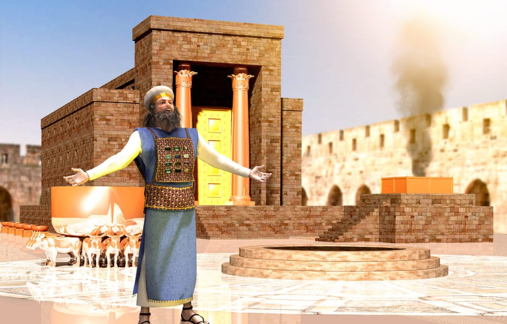 """Temple Priest Are Ready and Prepared For The Arrival of a """"Third Temple'"""