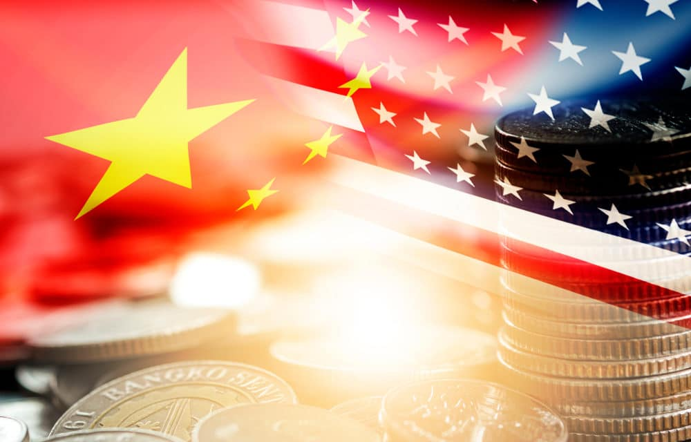 China Is Using A Digital Currency Insurgency To Unseat The US Dollar