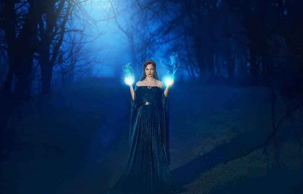Thousands of Witches Plot 'Blue Wave' Spell on Oct. 31 and Nov. 2 to Force Trump from Office