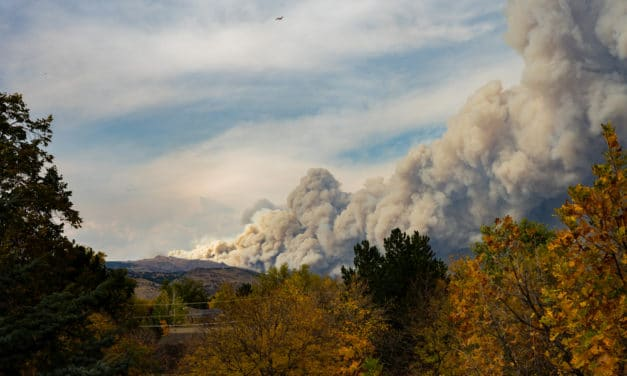 Colorado Fire Grows By Over 100,000 Acres In 1 Day, Hits Rocky Mountain National Park