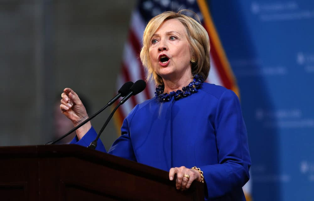 Hillary Clinton says Young people leaving Church because Christianity is judgmental and alienating