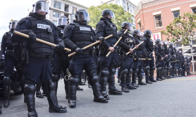 Law Enforcement Across America Is Preparing For Massive Election Riots