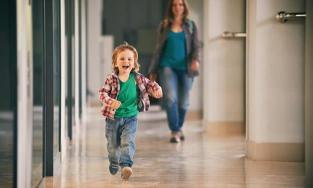 Why Parents Will Run to Get the Mark of the Beast for Their Kids