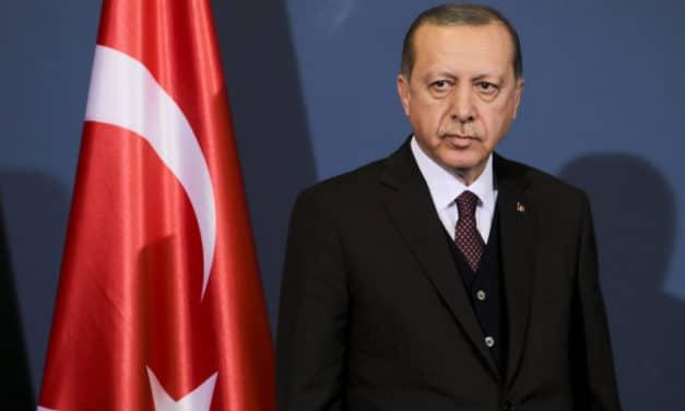 Erdogan Tells His Leaders That 'Jerusalem is Our City'