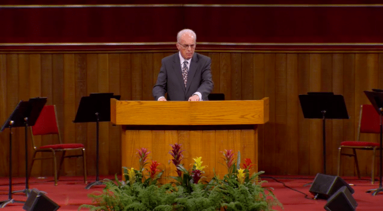 John MacArthur warns that 'America is in a moral free fall,'