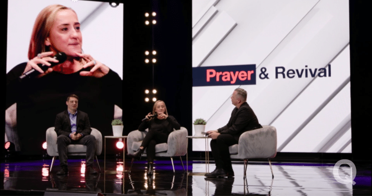 """Churches have replaced prayer with """"smoke machines and coolness'"""