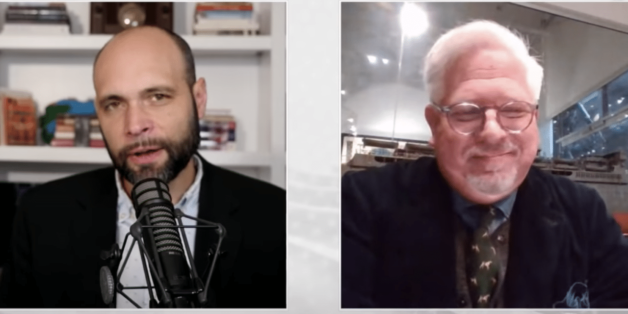 Glenn Beck Warns Christians: 'The Time of Easy Christianity Is Over'