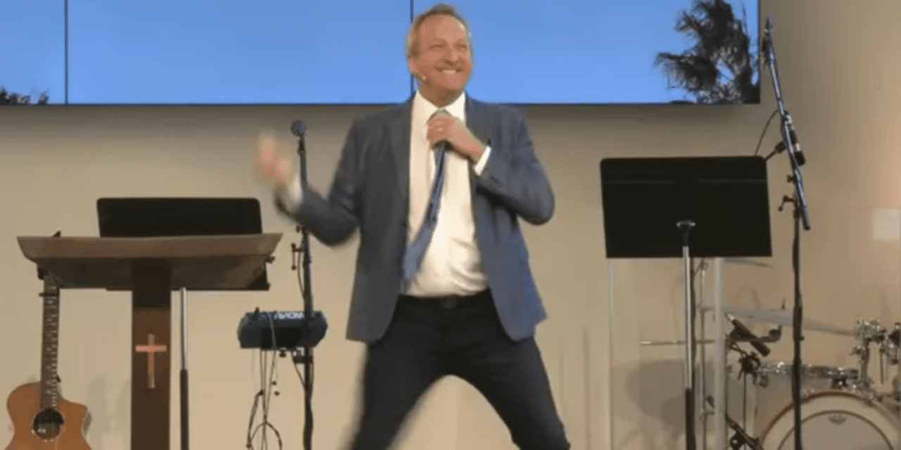 California Pastor Temporarily Turns His Chapel Into a Strip Club to Be Deemed 'Essential'