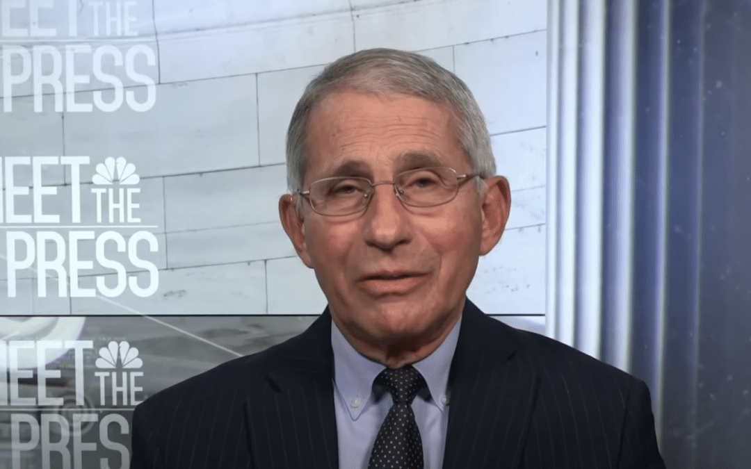 "Fauci warns Christmas restrictions will be necessary due to ""holiday coronavirus wave'"