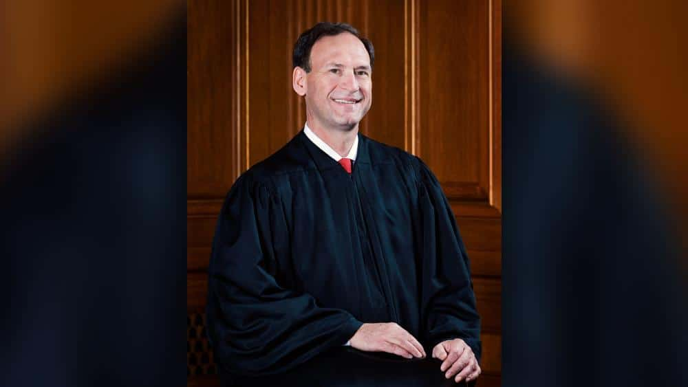 Supreme Court Justice Warns 'Religious Liberty Is in Danger of Becoming a Second-Class Right'