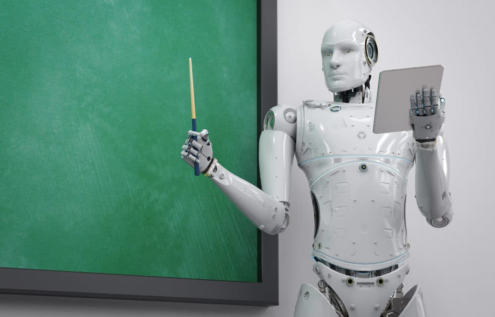 Robots replacing teachers during COVID-19 Era