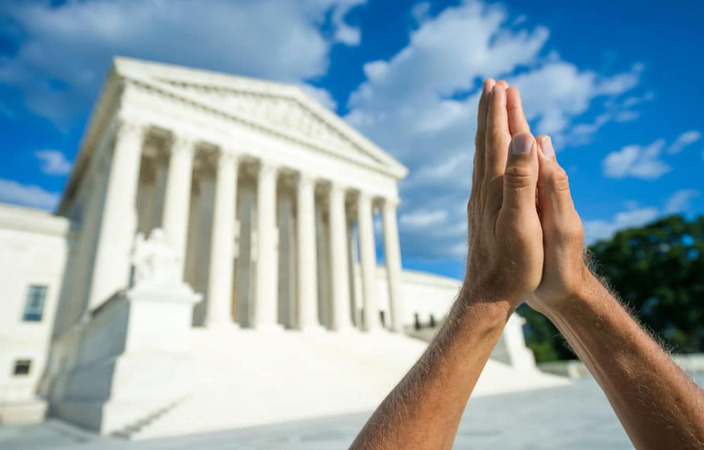 Supreme Court Backs Churches, Synagogues on NYC Covid Rules