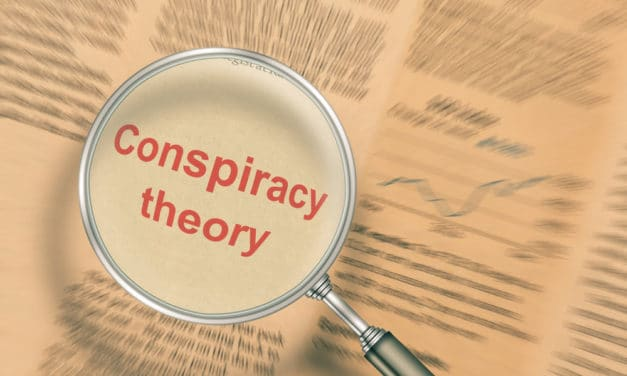 "Artificial Intelligence will now help distinguish between what is a ""conspiracy theory"" and what is truth"