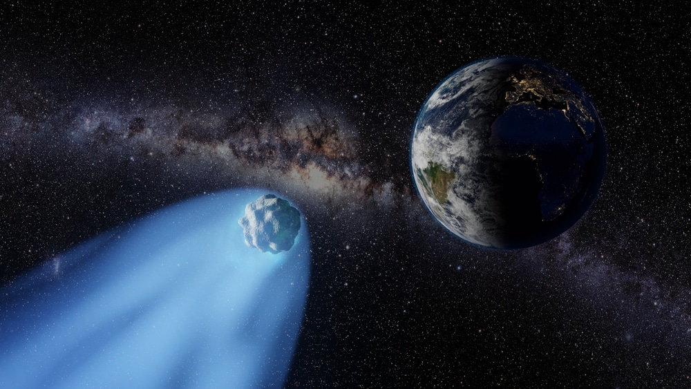 We just had an asteroid come less than 300 miles from hitting the Earth, Closet known miss on record