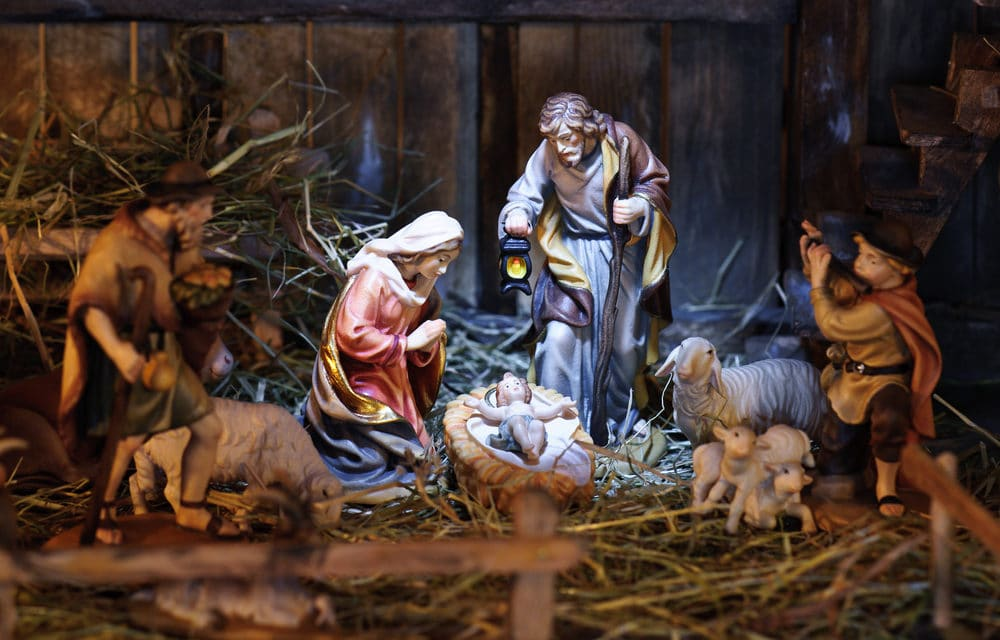 Public Nativity Scene At Indiana Courthouse Under Fire After Complaint From Atheist.