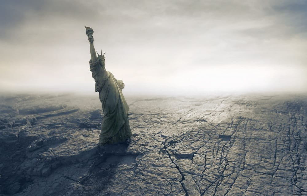 "Israeli Mystic warns ""The End of The American Empire"" is unfolding"