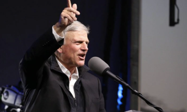 """Franklin Graham warns that the """"Soul of our Nation is at stake in Georgia"""""""