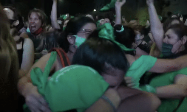 Argentina passes historic abortion bill despite resistance from evangelicals and Catholics